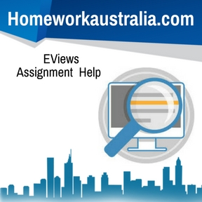 EViews Assignment Help
