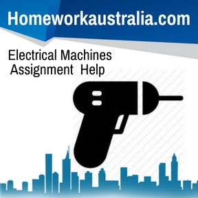 Electrical Machines Assignment Help