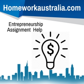 Entrepreneurship Assignment Help