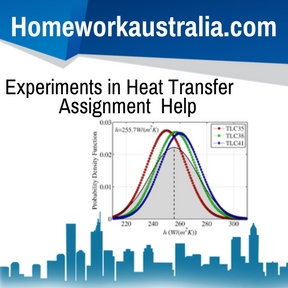 Experiments in Heat Transfer Assignment HelpExperiments in Heat Transfer Assignment Help