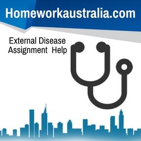 External Disease Assignment Help
