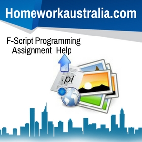 F-Script Programming Assignment Help