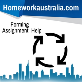 Forming Assignment Help