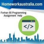 Fortran 90 Programming