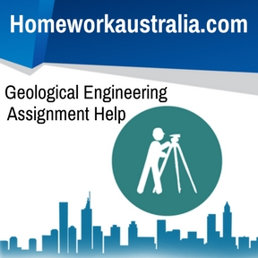 Geological Engineering Assignment Help