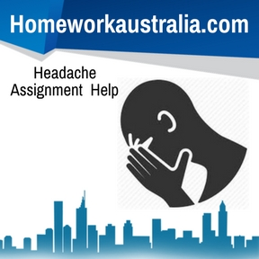 Headache Assignment Help