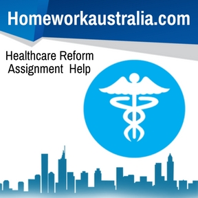 Healthcare Reform Assignment Help