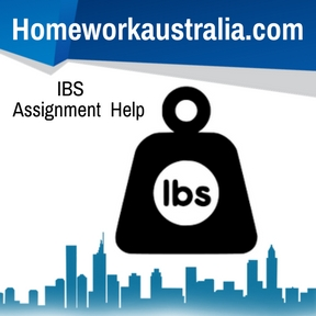 IBS Assignment Help