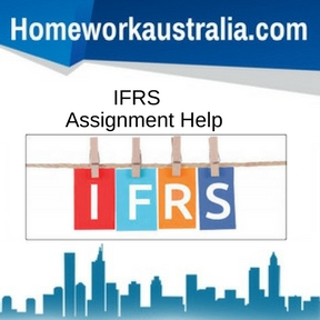IFRS Assignment Help