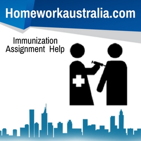 Immunization Assignment Help