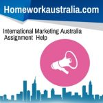 International Marketing Australia