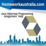 Java Hibernate Programming
