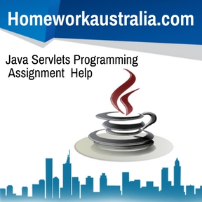 Java Servlets Programming Assignment Help