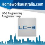 LC-3 Programming