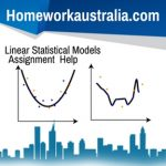 Linear Statistical Models