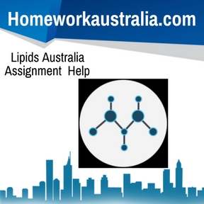 Lipids Australia Assignment Help