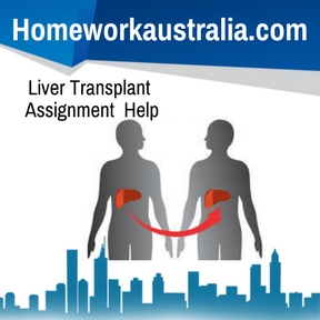 Liver Transplant Assignment Help