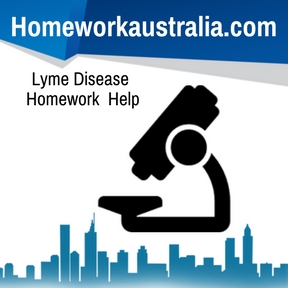 Lyme Disease Homework Help