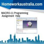 MACRO-11 Programming