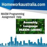 MASM Programming