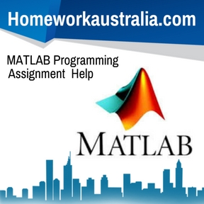 MATLAB Programming Assignment Help