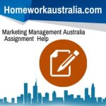 Marketing Management Australia