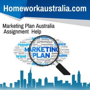 Marketing Plan Australia Assignment Help
