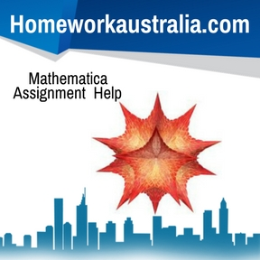 Mathematica Assignment Help