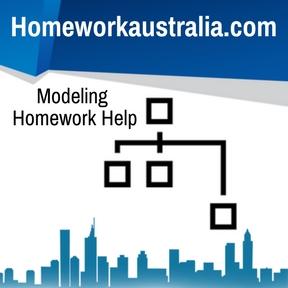 Modeling Homework Help