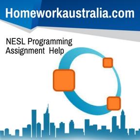 NESL Programming Assignment Help