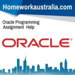 Oracle Programming