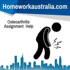 Osteoarthritis Assignment Help