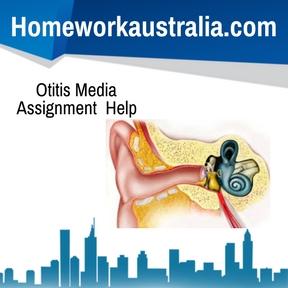 Otitis Media Assignment Help