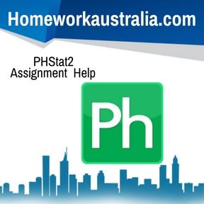 PHStat2 Assignment Help