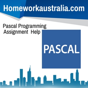 Pascal Programming Assignment Help