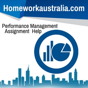 Performance Management Assignment Help
