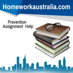 Prevention Assignment Help