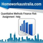 Quantitative Methods Finance Risk