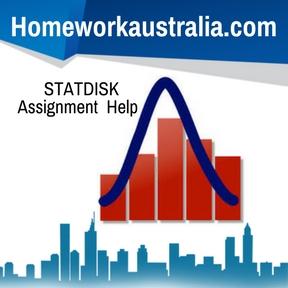 STATDISK Assignment Help