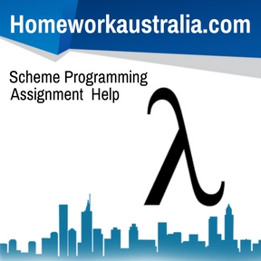 Scheme Programming Assignment Help