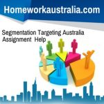 Segmentation Targeting Australia