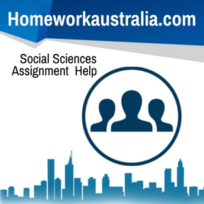 Social Sciences Assignment Help