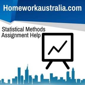 Statistical Methods Assignment Help