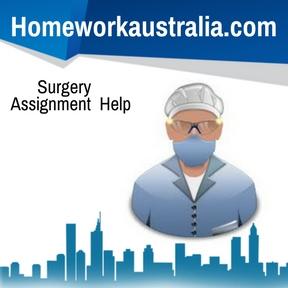 Surgery Assignment Help