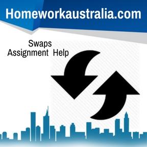 Swaps Assignment Help