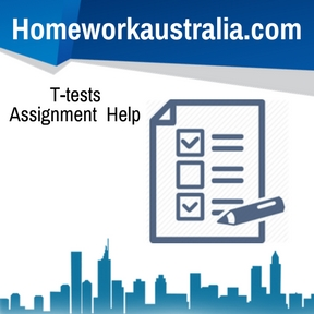 T-tests Assignment Help