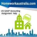US GAAP Accounting