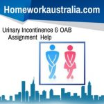 Urinary Incontinence & OAB