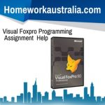 Visual Foxpro Programming
