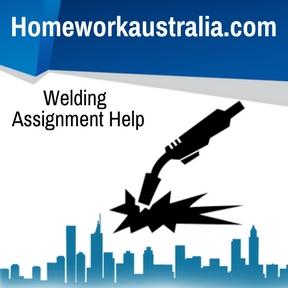 Welding Assignment Help